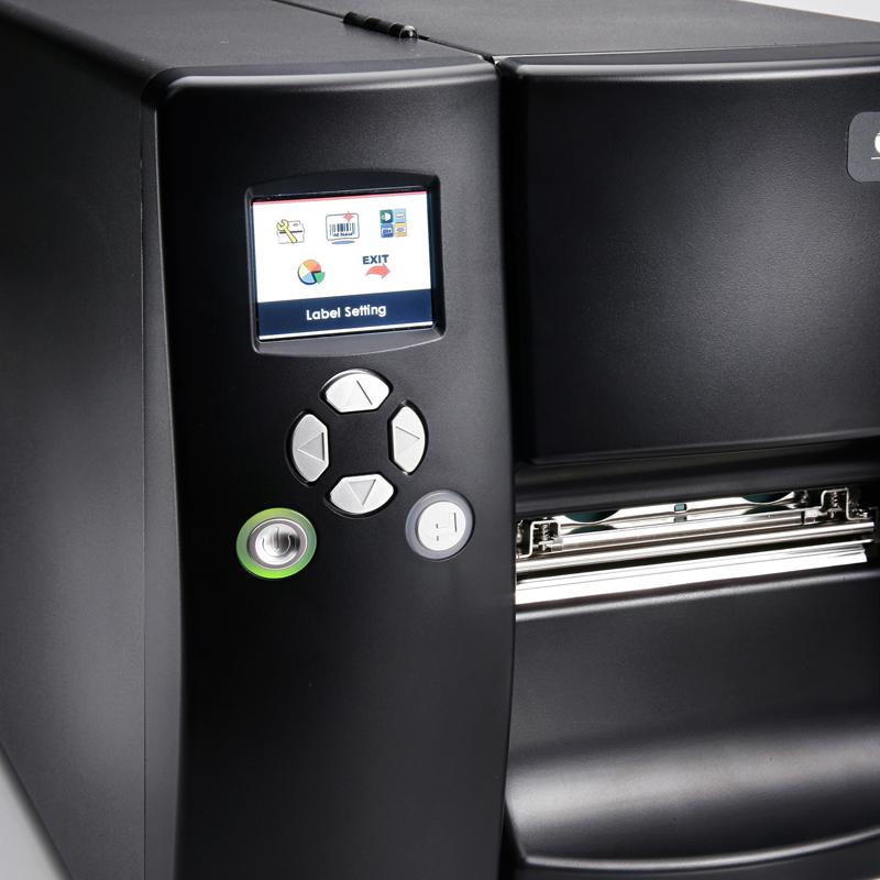 Godex EZ2250i nyomtató (képernyő)