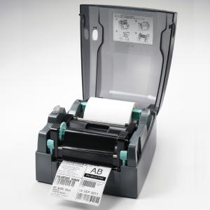 Godex G330 nyomtató (belül)